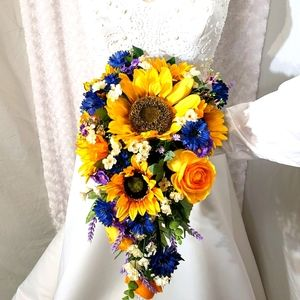 Flaunt it Fabulously Brides Bouquet